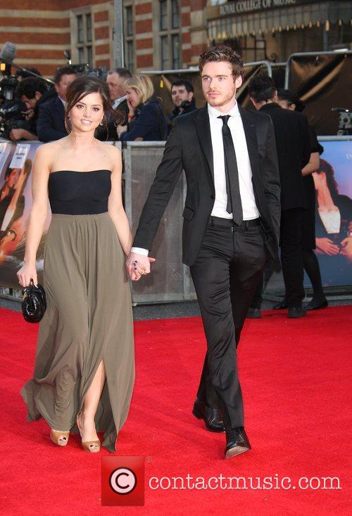 Jenna-louise Coleman and Royal Albert Hall 4