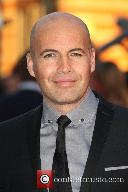 Billy Zane Titanic 3D premiere held at the...
