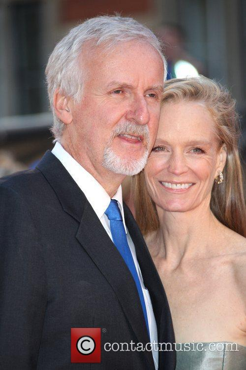 James Cameron, Suzy Amis and Royal Albert Hall 1