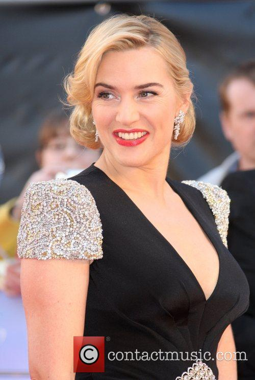 Kate Winslet and Royal Albert Hall 1