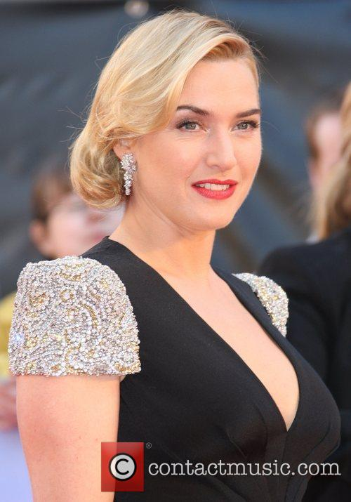Kate Winslet and Royal Albert Hall 8