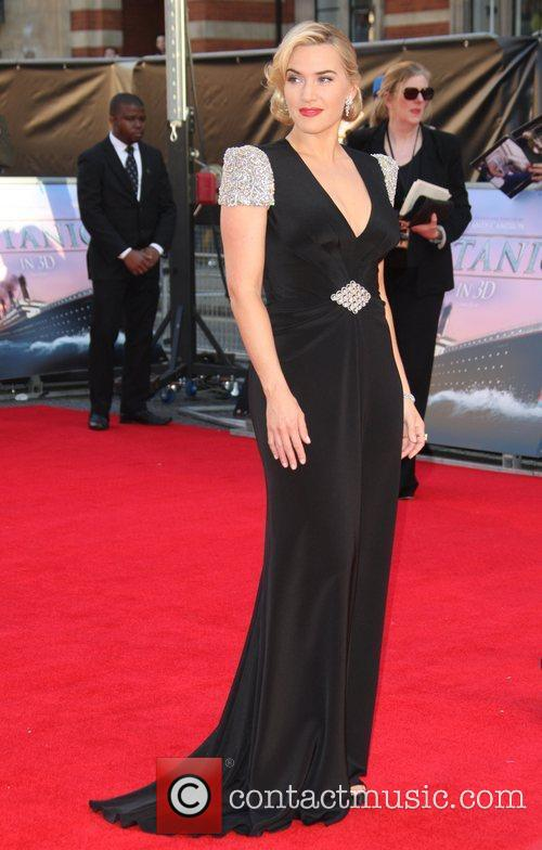 Kate Winslet and Royal Albert Hall 10