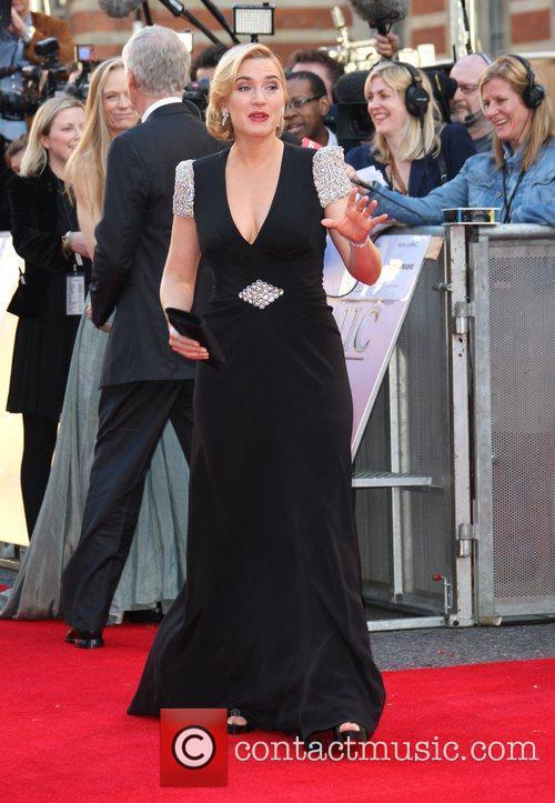 Kate Winslet and Royal Albert Hall 11