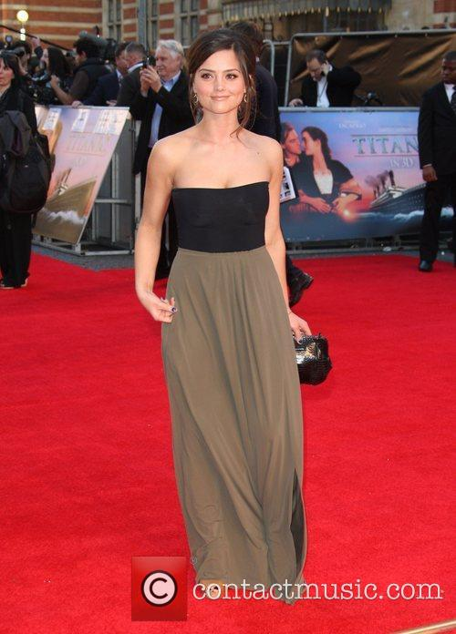 Jenna-louise Coleman and Royal Albert Hall 8