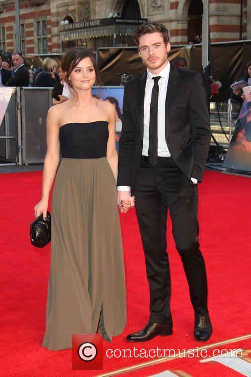Jenna-louise Coleman and Royal Albert Hall 10