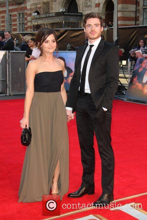 Jenna-louise Coleman and Royal Albert Hall 11