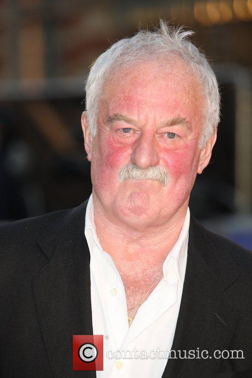 bernard hill titanic 3d world premiere held 5816921