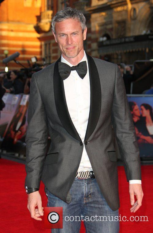 Mark Foster Titanic 3D World Premiere held at...
