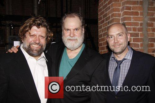 Oskar Eustis and Jay O Sanders 4