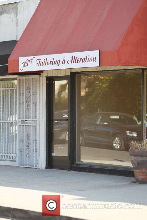 General view of NTV Tailoring and Altering shop...