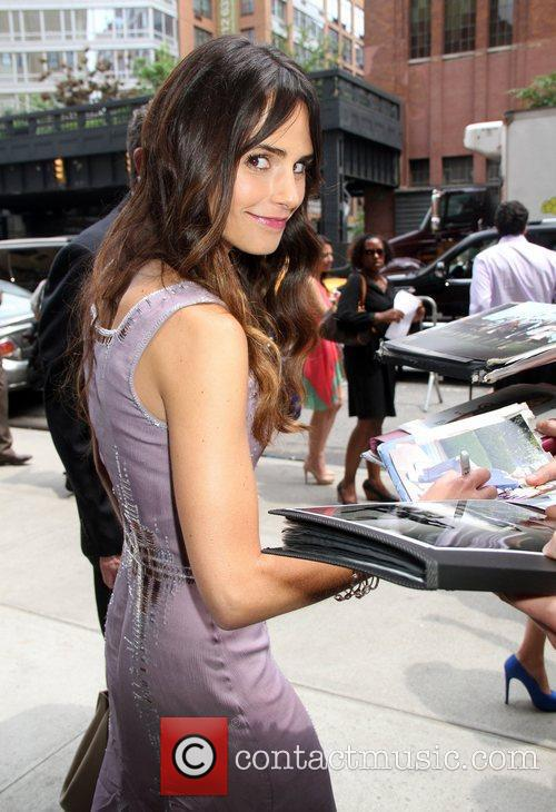 TNT/ TBS Upfront 2012 lunch reception at Del...