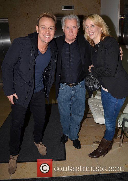 Martin Sheen and Jason Donovan 2