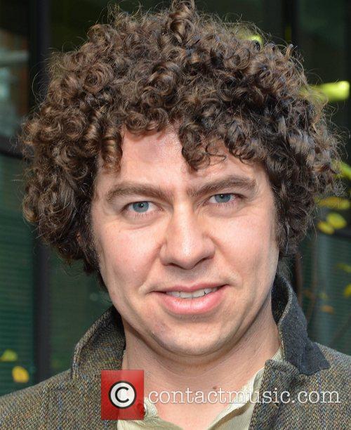 Declan O'Rourke at Today FM studios