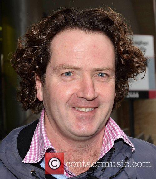 Celebrity garden designer Diarmuid Gavin at Today FM's...