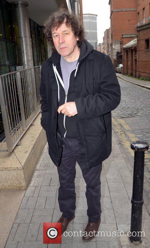 Stephen Rea outside the Today FM studio Dublin,...