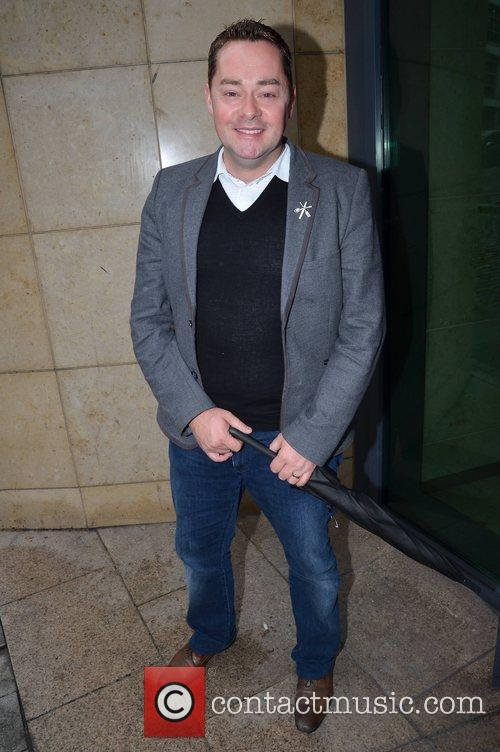 Neven Maguire  at the Today FM studios...