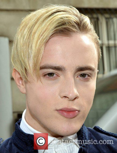 Jedward, John Grimes and Edward Grimes 3