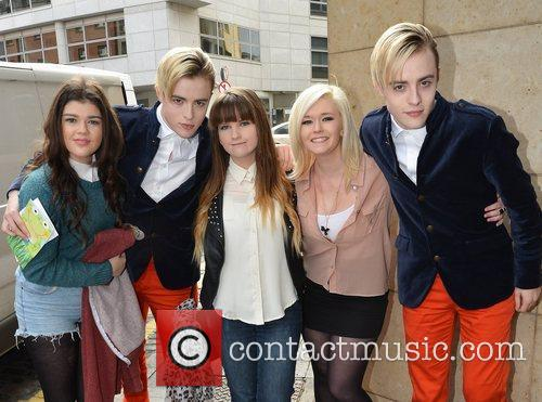 Jedward, John Grimes and Edward Grimes 2