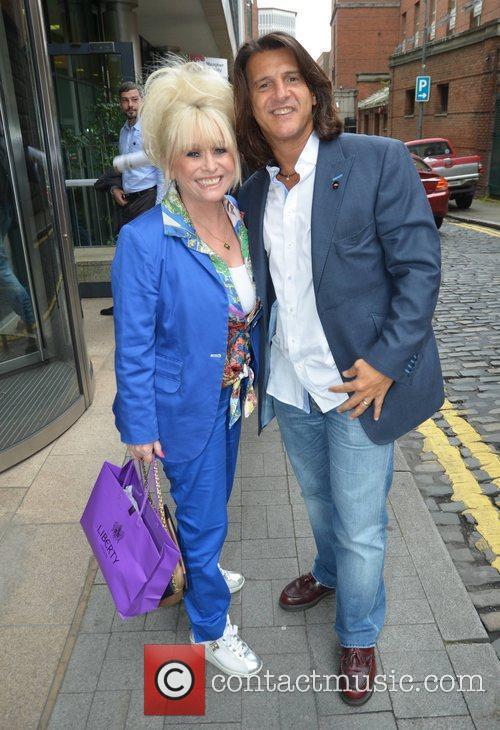 Barbara Windsor and Scott Mitchell 1