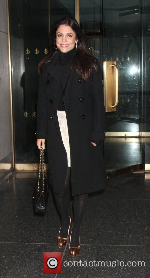 Bethenny Frankel  Celebrities at NBC Studios for...