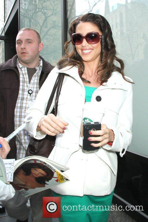 Shannon Elizabeth and Nbc 5