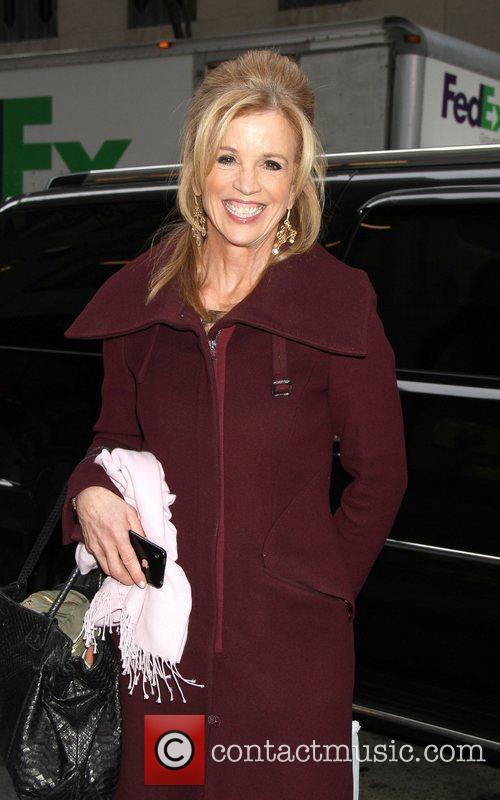 Celebrities arrive at NBC Studios for the 'Today'...