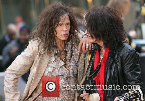 Steven Tyler, Joe Perry and Aerosmith 2