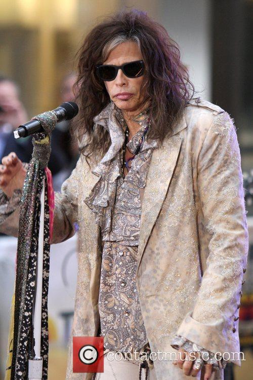 Steven Tyler and Aerosmith 3