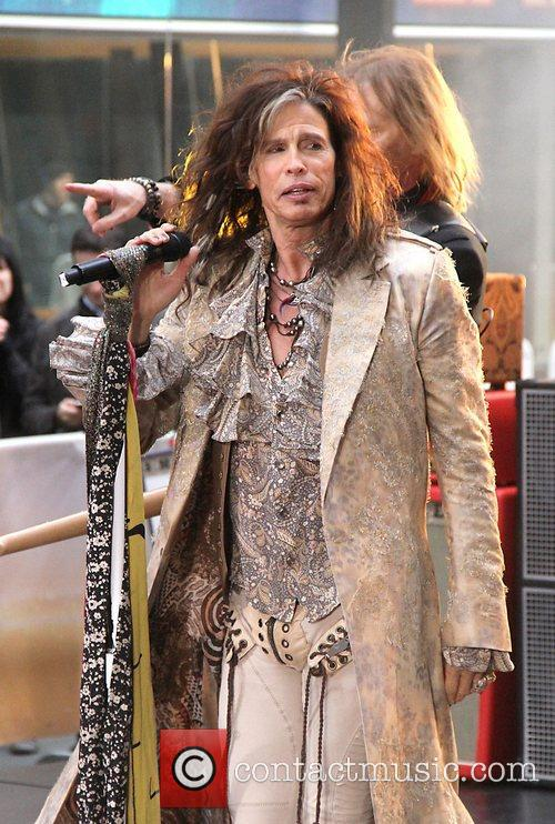 Steven Tyler and Aerosmith 7