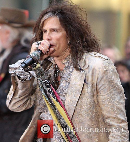 Steven Tyler and Aerosmith 9