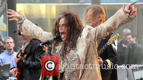 Steven Tyler and Aerosmith 9