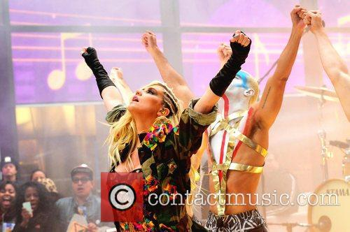 Ke, Kesha, Toyota Thanksgiving Concert Series, Today, Rockefeller Center New York and City 23