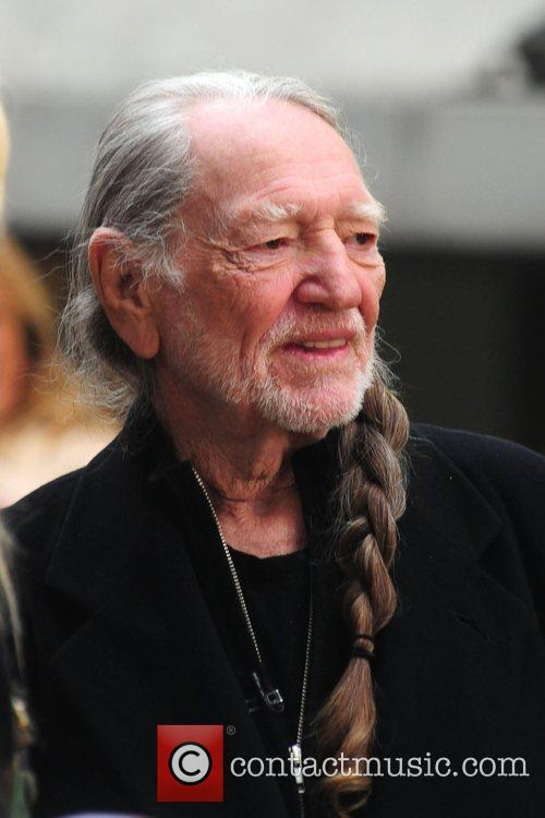 Willie Nelson, Toyota Thanksgiving Concert Series, Today, Rockefeller Center New York and City 1