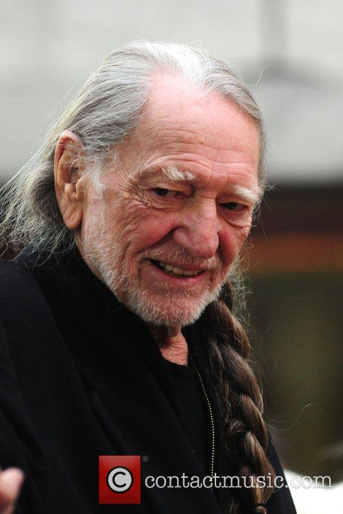 Willie Nelson, Toyota Thanksgiving Concert Series, Today, Rockefeller Center New York and City 5