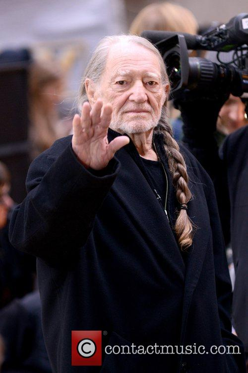 Willie Nelson, Toyota Thanksgiving Concert Series, Today, Rockefeller Center New York and City 7