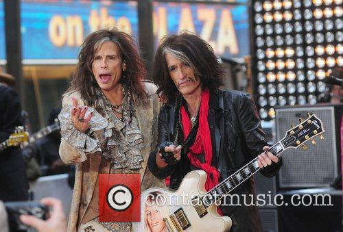Steven Tyler and Joe Perry 8
