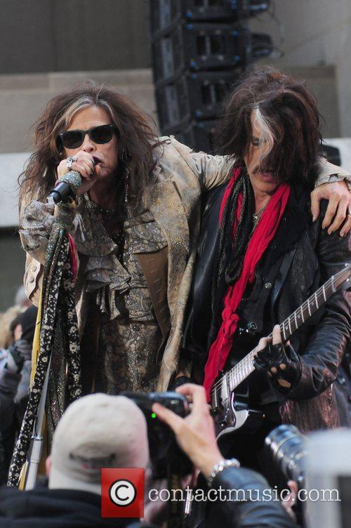 Steven Tyler and Joe Perry 5