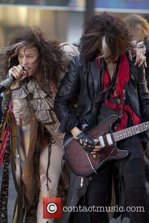 Steven Tyler and Joe Perry 11
