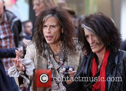 Steven Tyler and Joe Perry 17