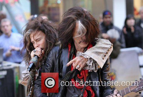 Steven Tyler and Joe Perry 13