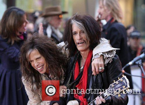 Steven Tyler and Joe Perry 14