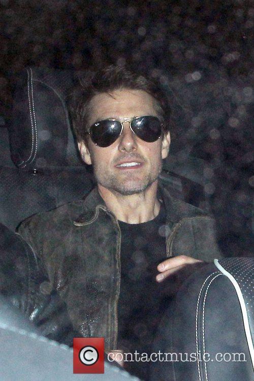 Tom Cruise, Connor Cruise and Chinawhite 13