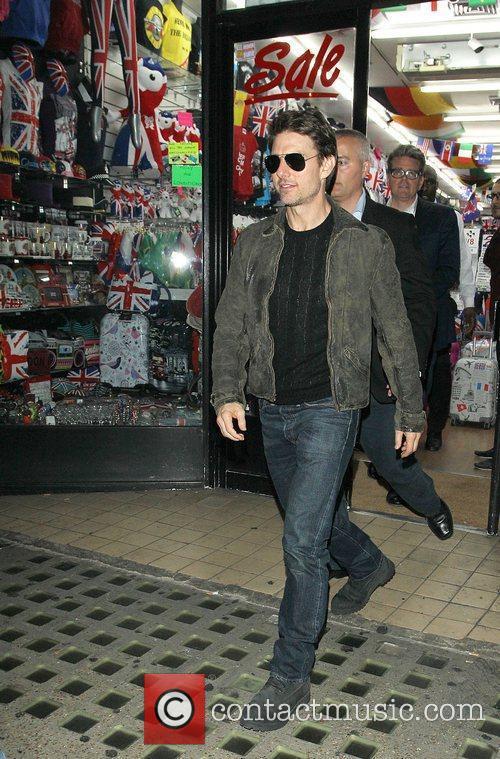 Tom Cruise, Connor Cruise and Chinawhite 21