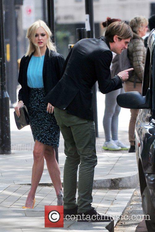 The wedding of McFly's Tom Fletcher and Giovanna...