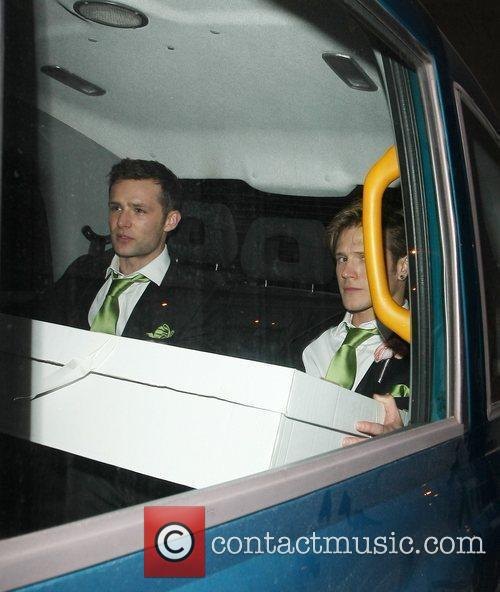 Harry Judd and Dougie Poynter 2