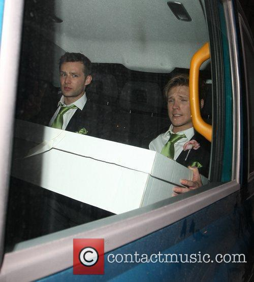 Harry Judd and Dougie Poynter 4