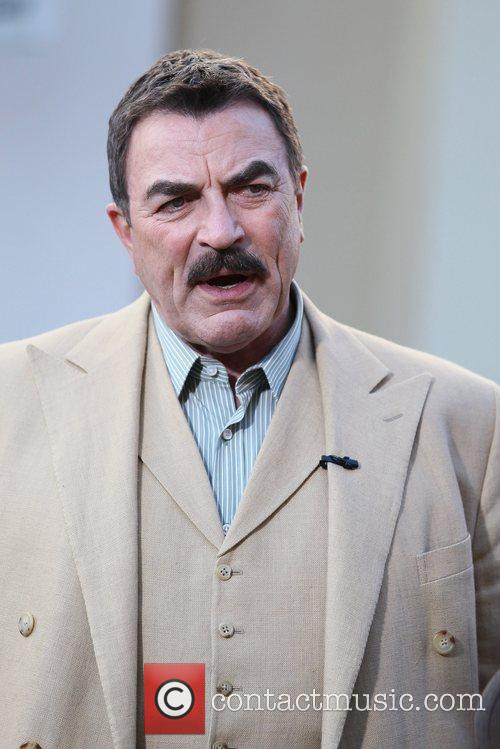 Tom Selleck 34