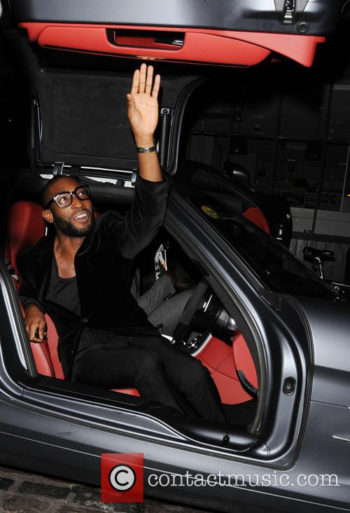Tinie Tempah and The Zetter Townhouse 1