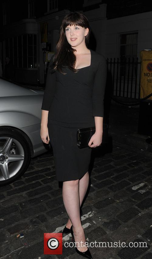 Alexandra Roach and The Zetter Townhouse 1