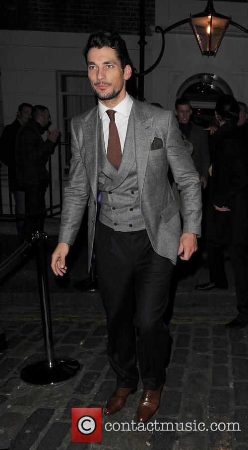 David Gandy and The Zetter Townhouse 1